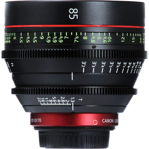 Canon CN-E 85mm T1.3 LF Cine Lens
