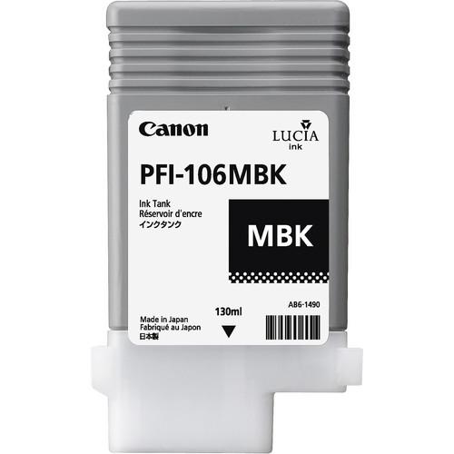 Canon PFI-106 Matte Black Ink Cartridge (130 ml)