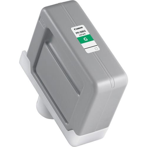 Canon PFI-306 Green Ink Cartridge (330 ml)