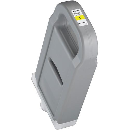 Canon PFI-706 Yellow Ink Cartridge (700 ml)