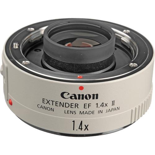 Canon 1.4x EF Extender II (Teleconverter)