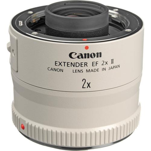 Canon 2x EF Extender II (Teleconverter)