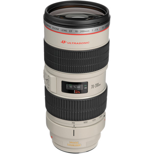 Canon EF 70-200mm f/2.8L IS USM Telephoto Zoom Lens