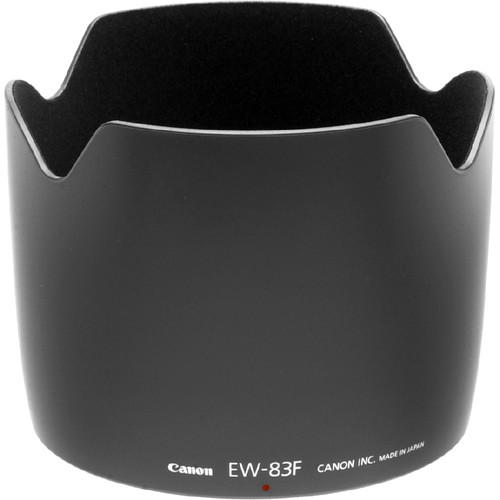 Canon EW-83F Lens Hood for 24-70mm f/2.8L Lens