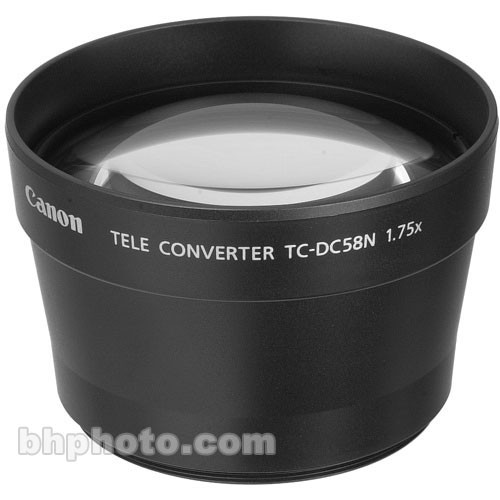 Canon TC-DC58N 1.75x Teleconverter Lens