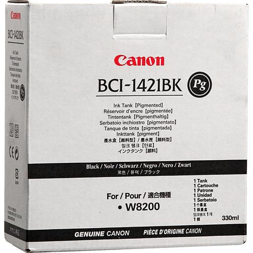Canon BCI-1421BK Pigment Black Ink Tank (330 ml)