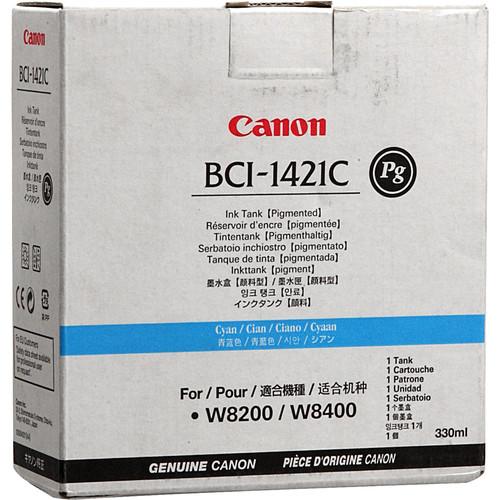 Canon BCI-1421C PG Cyan Ink Tank (330 ml)