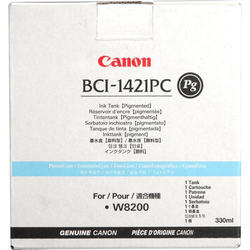 Canon BCI-1421PC PG Photo Cyan Ink Tank (330 ml)