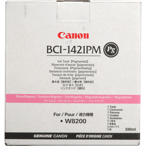 Canon BCI-1421PM PG Photo Magenta Ink Tank (330 ml)