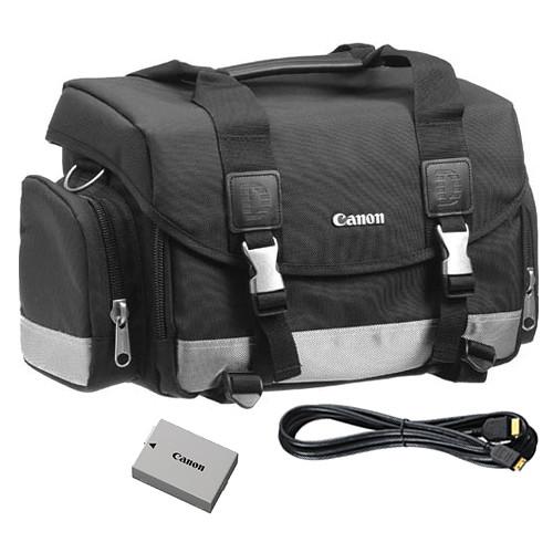Canon Starter Kit for Canon T2i, T3i, T4i or T5i DSLR Cameras