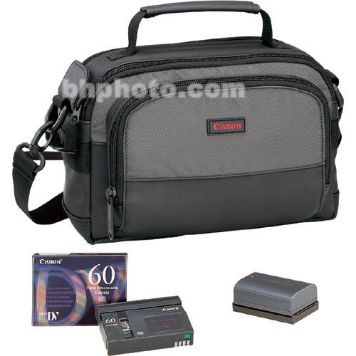 Canon Accessory Kit for Canon Camcorder's