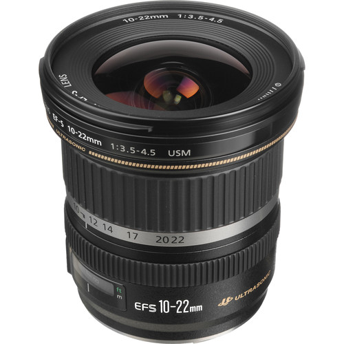 Ef S 10 22mm F/3.5 4.5 Usm Lens by Canon