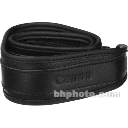 Canon Leather Neck Strap