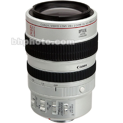 Canon 9825A002 20x Zoom Lens for Canon XL-2