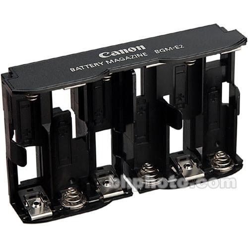 Canon BGM-E2 Battery Holder