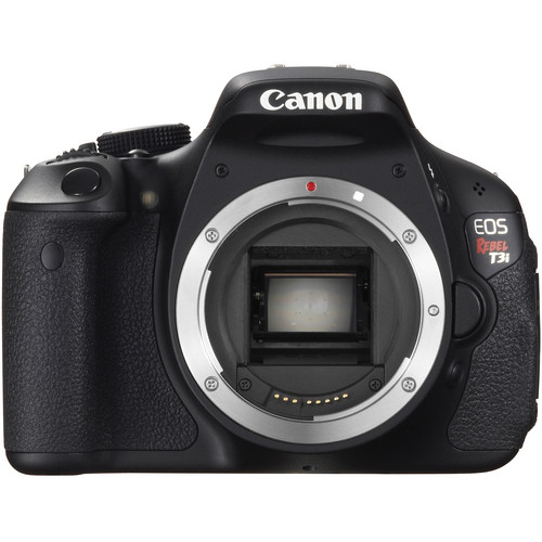Canon Canon EOS Rebel T3i DSLR Camera with 18-55mm f/3.5-5.6 IS II Lens Deluxe Kit