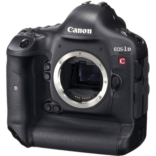 Canon EOS-1D C Camera (Body Only)