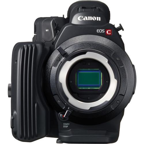Canon EOS C500 4K Cinema Camera (PL Lens Mount)