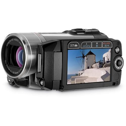 Canon Legria HF200 High Definition 'PAL' Camcorder