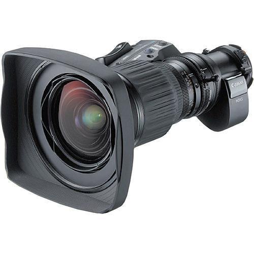 "Canon HJ14ex4.3B-IRSE 14x 2/3"" HDXS Wide-Angle ENG Lens"