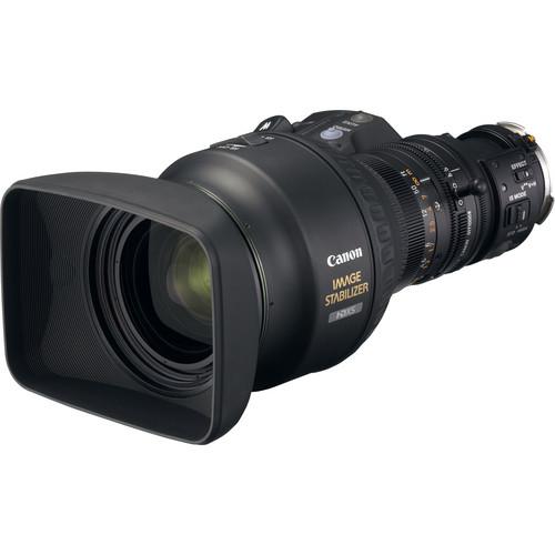 Canon HJ15ex8.5BKRSE-V Portable Image Stabilized HD Lens