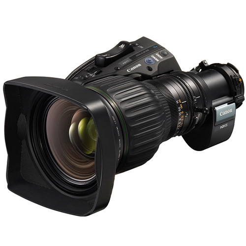 "Canon HJ17EX6.2B ITS-RE 2/3"" HDTV Portable ENG Lens"