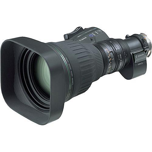 """Canon HJ18ex28B ITS-ME 18x 2/3"""" Motor Drive Full-Servo Lens"""