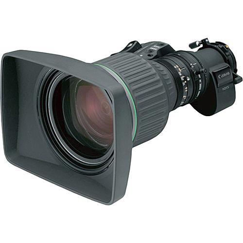 """Canon HJ21ex7.5B ITS-ME 21x 2/3"""" Motor Drive Full-Servo Lens"""
