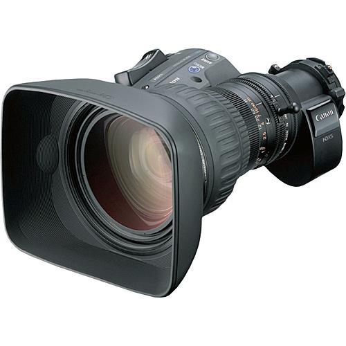 "Canon HJ22ex7.6B-IRSE-A eHDxs 22x 2/3"" ENG Lens"