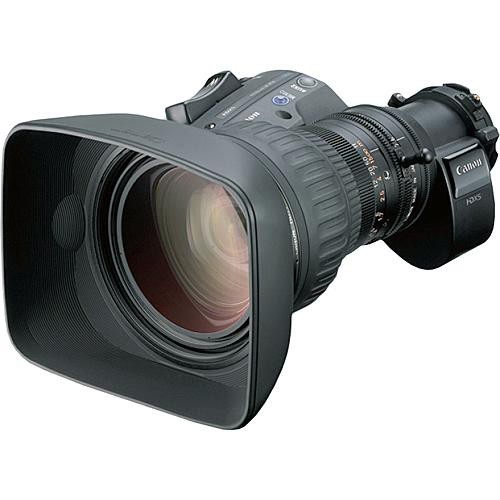 """Canon HJ22ex7.6B ITS-ME 22x 2/3"""" Motor Drive Full-Servo Lens"""