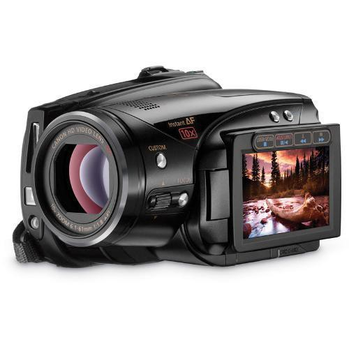 Canon Legria HV40 High Definition PAL Camcorder