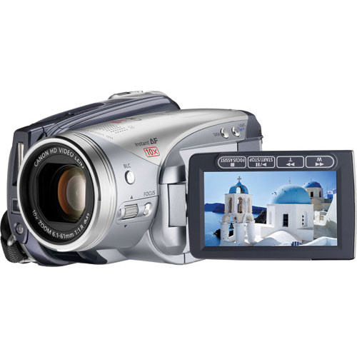 Canon VIXIA HV20 2.96MP CMOS 'PAL' HDV Camcorder