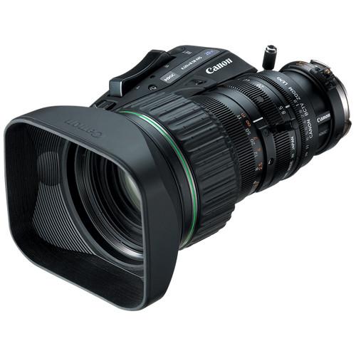 Canon KH20X6.4 KTS Portable 1/2-inch HDTV 20x Lens