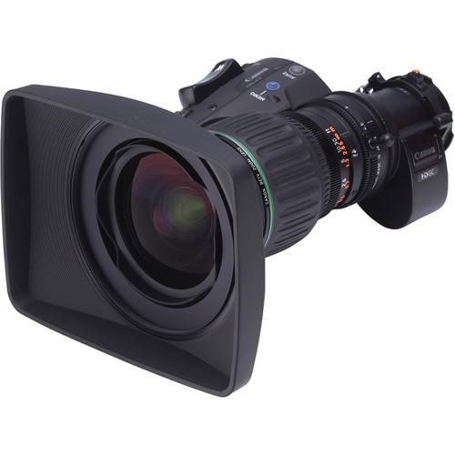 """Canon KJ10ex4.5B IASE A 2/3"""" Portable ENG 10x Zoom Lens"""