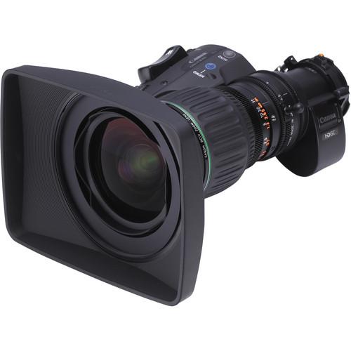 """Canon KJ10EX4.5B IRSE A 2/3"""" Portable ENG 10x Zoom Lens"""