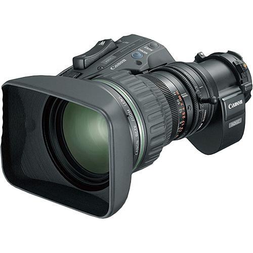 """Canon KJ17ex7.7B ITS-ME 17x 2/3"""" Motor Drive Full-Servo Lens"""