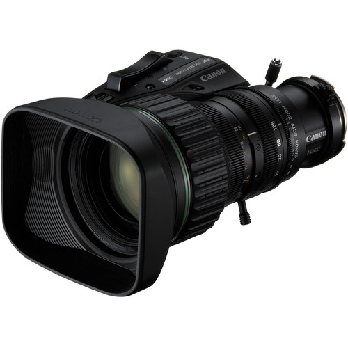 Canon 8.5-170mm KJ20x8.5B KRSD A HDgc Series HDTV Lens