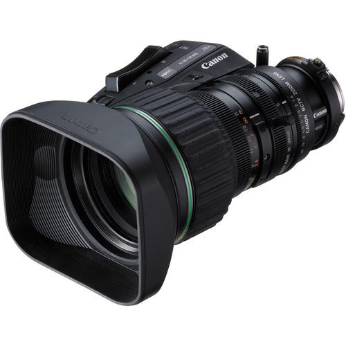 Canon 5-100mm KT20x5B KRSD PS12 Portable ENG Lens