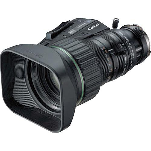 """Canon KT20x5B-KTS HDgc 20x 1/3"""" Full-Servo Lens"""