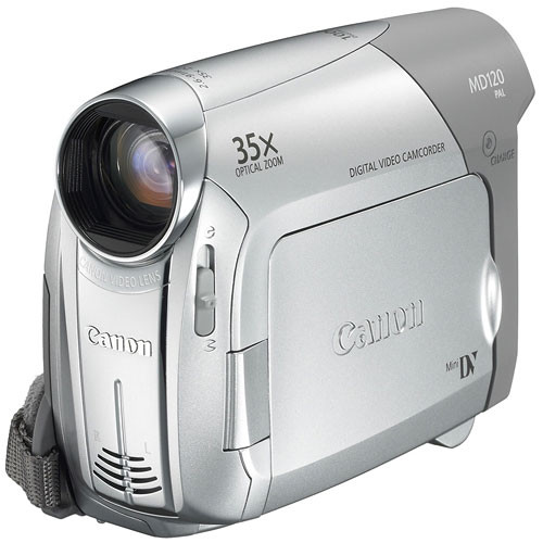 Canon MD-120 'PAL' Mini DV Camcorder MD120E B&H Photo Video