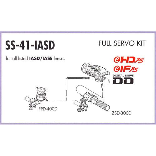 Canon SS-41-IASD Full-Servo Kit for Digital ISAD and IASE Lenses