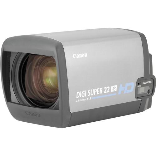 Canon XJ22X7.3B IE-D / LO DIGISUPER 22xs HD Compact Studio Lens