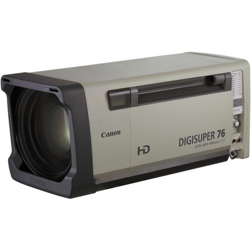 Canon 9-690mm XJ76x9B / LO DIGISUPER 76x Field Lens
