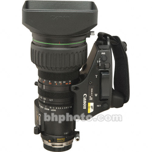 """Canon YH19x67IRS14 19x 1/2"""" Lens with 2x Extender"""
