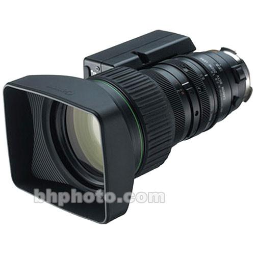 "Canon YJ20x85BKTS  20x 2/3"" Motor Drive Lens"