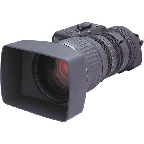 "Canon Canon HJ40X14B 2/3"" EFP Telephoto Lens with Semi Servo Kit"