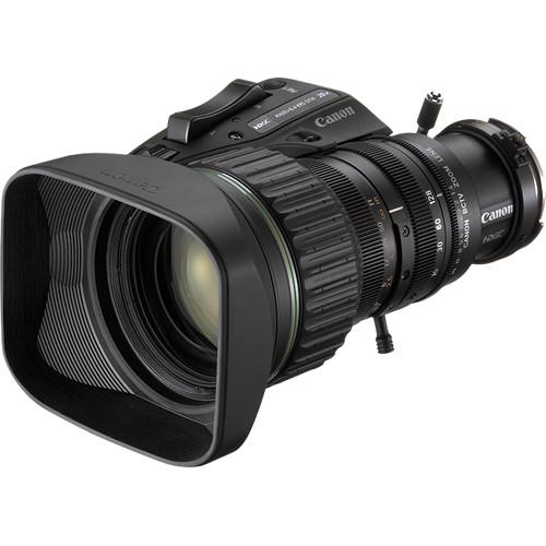 Canon KH20X6.4 KRSD Portable 1/2-inch HDTV ENG 20x Lens