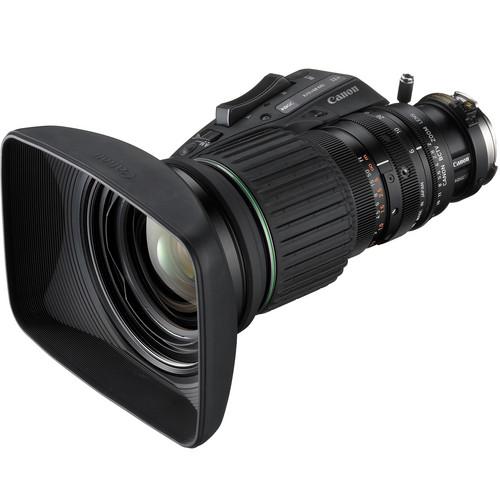 "Canon KJ13x6B KRSD HDgc 13x 2/3"" ENG/EFP Lens"