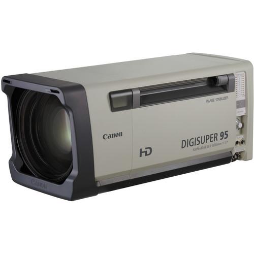 Canon 8.6-820mm DIGISUPER 95 XJ95X8.6B Super-Telephoto Lens