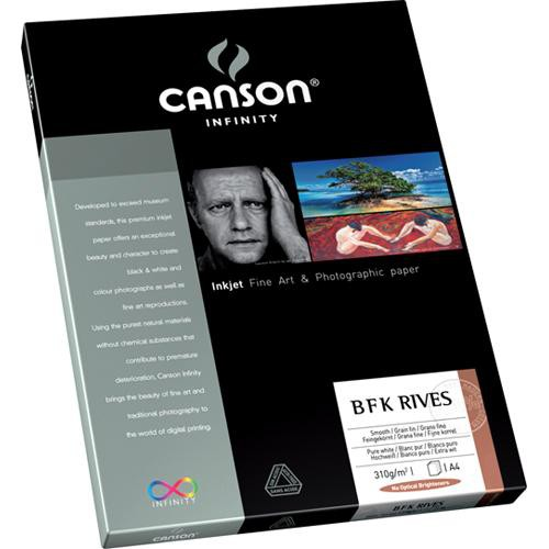 "Canson Infinity PrintMaKing Rag Paper (8.5 x 11"", 10 Sheets)"